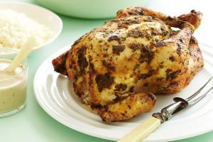 ۲ روش ساده و جذاب جهت تهیه مرغ شکم پر مجلسی