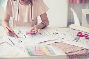 اصول و قوانین انتخاب رنگ برای لباس