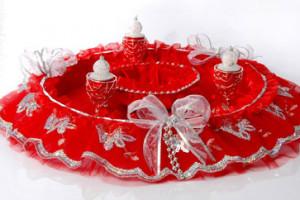 سینی های زیبای حنا برای مراسم حنابندان