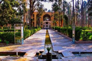 معرفی باغ ها و پارک های ایران