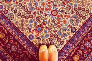 چه رنگ فرش ماشینی به دکوراسیون شما می آید؟