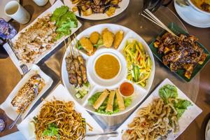 7 غذای معروف کشور مالزی