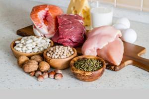 لیست مواد غذایی سرشار از فسفر