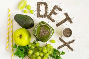 پاکسازی بدن با رژیم غذایی سم زدا یا دتوکس در 5 روز