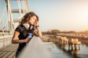 علل بروز سردرد بعد از ورزش کردن