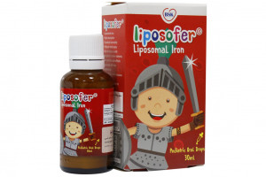 فواید قطره خوراکی آهن لیپوزوفر (لیپوزومال) برای رفع کم خونی و فقر آهن