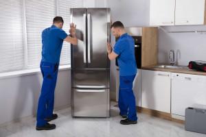 نحوه حمل یخچال در اسباب کشی