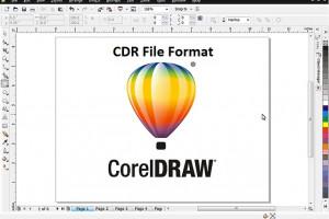 فرمت cdr چیست و چگونه به PDF، JPG و png تبدیل میشود ؟
