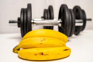 بهترین زمان مصرف موز در بدنسازی و عضله سازی