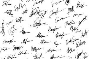 60 نمونه طراحی امضا رسمی و فانتزی (دخترانه / پسرانه )