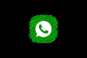 چگونه در گروه واتساپ با (@) به شخص پیام دهیم ؟