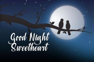 40 متن شب بخیر خاص و رومانتیک به عشقم