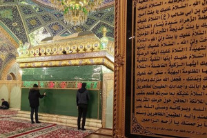 15 عکس حرم حضرت رقیه (س) برای پروفایل و استوری