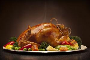 سبزی مخصوص برای مرغ شکم پر چیست ؟