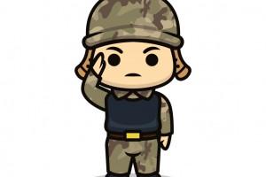 ۲۵ عکس فانتزی و یونیک برای تبریک روز سرباز