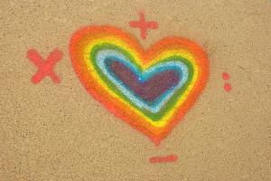 نقاشی قلب : 20 نقاشی ساده و زیبا روز جهانی قلب