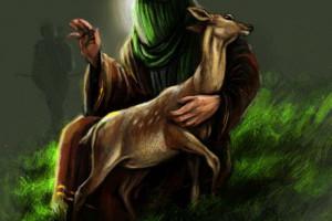 چرا به امام رضا (ع) ضامن آهو می گویند ؟