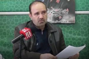 علت سیلی زدن به استاندار آذربایجان شرقی واکسن همسرم بود ! + فیلم