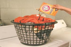 راهکارهای خانگی استفاده از جوش شیرین در لباس شویی