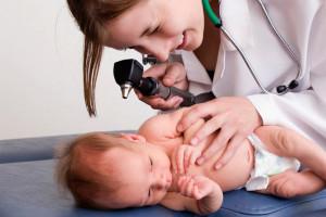 علت ترشحات زرد رنگ گوش نوزاد چیست ؟