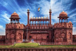آشنایی با بخش های دیدنی قلعه سرخ یا لال قلعه در هند