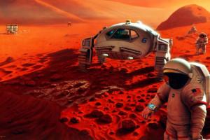 آیا انسان میتواند در مریخ زندگی کند ؟
