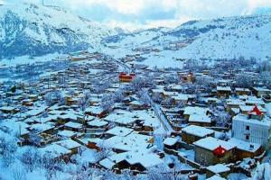 مناطق گردشگری خیره کننده سی سخت واقع در یاسوج