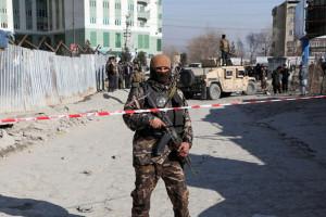 انفجار مرگبار یک اتوبوس در افغانستان با ۱۱ کشته