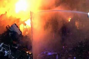 انفجار دیگ ذوب آلومینیوم در فشافویه ، قربانیان ذوب شدند!
