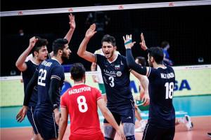 ساعت بازی والیبال ایران و امریکا امشب 19 خرداد