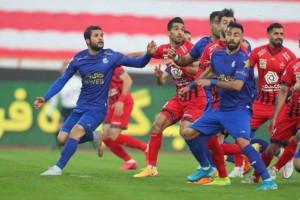 زمان دربی جام حذفی (یک چهارم)  اعلام شد