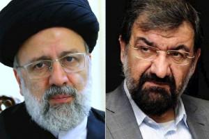 محسن رضایی به  رئیس جمهور منتخب تبریک گفت !