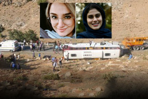 سانحه دردناک اتوبوس خبرنگاران در ارومیه / مقصر کیست ؟
