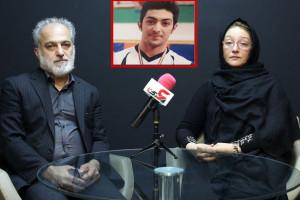 آخرین التماس های مادر آرمان قاتل غزاله + فیلم