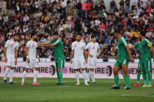 ساعت و تاریخ بازی ایران عراق انتخابی جام جهانی 2022