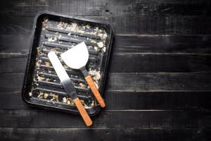 آموزش های لازم جهت تمیز کردن سینی فر + روش های نگهداری سینی فر