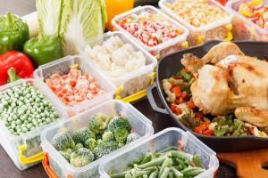 غذاهای ممنوعه در لیست غذاهای فریزری