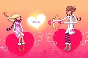 لیست کلمات عاشقانه | 100 کلمه و جمله فانتزی عاشقانه ❤️