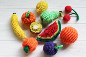 آموزش بافت انواع میوه