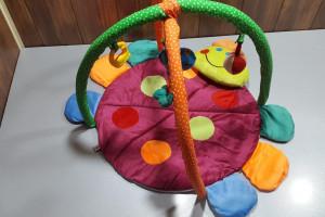 آموزش دوخت تشک بازی آویز دار برای نوزاد