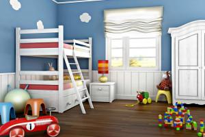 ویژگی اتاق کودک   اتاق کودک باید چگونه باشد و تاثیر آن در رشد و تربیت کودک
