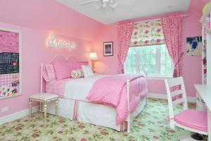 10 راهکار برای دیزاین اتاق خواب دخترانه در یک فضای کوچک