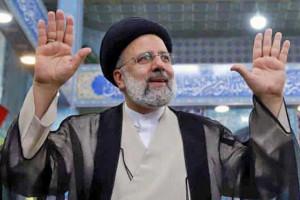 دکلمه پیروزی رئیسی در انتخابات 1400