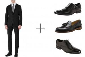 راهنمای خرید کفش مناسب کت و شلوار