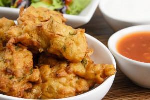 دستور پخت پاکوره پیش غذای هندی
