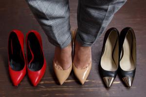 ویژگی های کفش زنانه شیک و مناسب هر محل