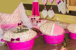 جدیدترین مدل سرویس آشپزخانه پارچه ای مخصوص خانم های باسلیقه