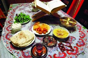 چرا روزه گرفتن در عید قربان و عید فطر حرام است ؟