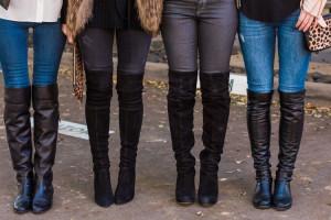 25 مدل بوت جورابی بلند مخصوص خانم های شیک و لاکچری