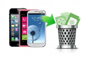 بهترین برنامه ریکاوری اندروید به همراه افزودن سطل زباله به گوشی
